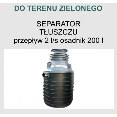 Separator OKSYLIP-TP E