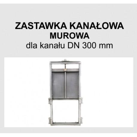 Zastawka murowa DN 300