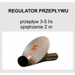 Regulator Przepływu 3-5 l/s H 2,0