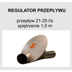 Regulator Przepływu 21-25 l/s H 1,5