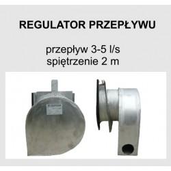 Regulator Przepływu 3-5 l/s H 2