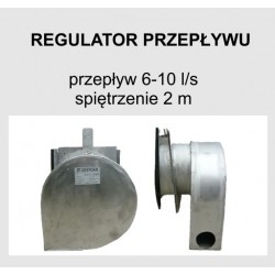 Regulator Przepływu 6-10 l/s H 2