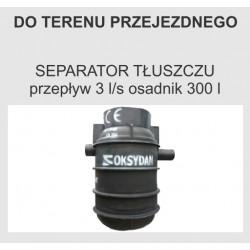Separator OKSYLIP-TP M