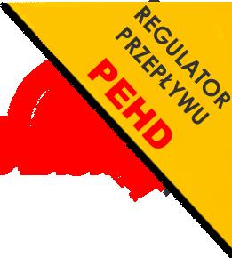 regulator przepływu polietylenowy