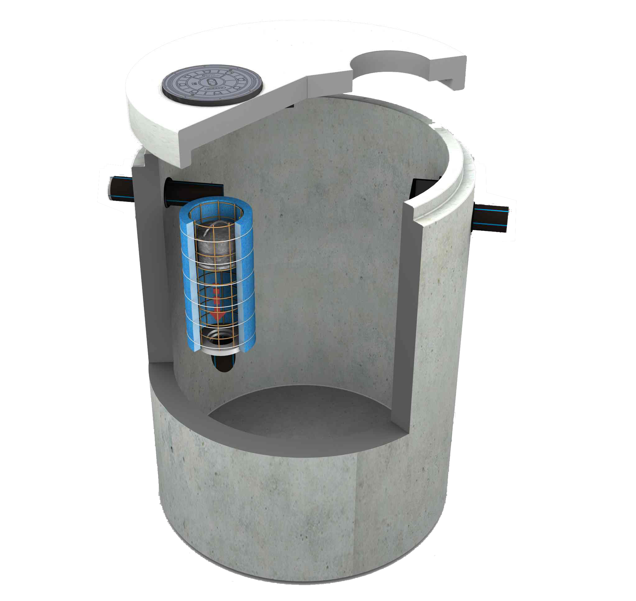 Separator substancji ropopochodnych